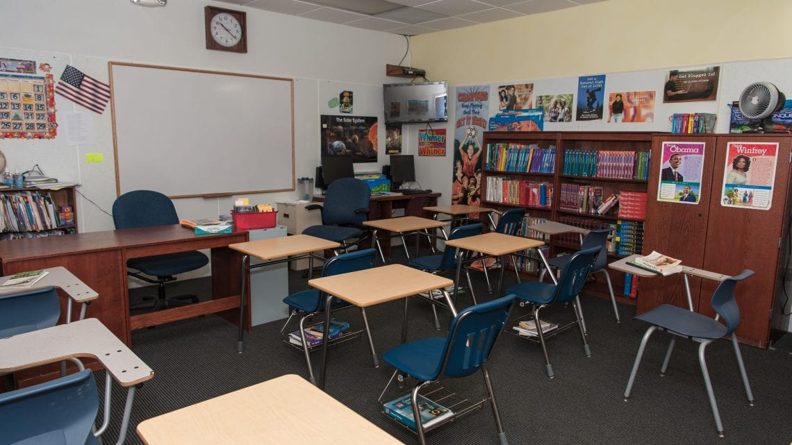 Midwest Academy, Classroom